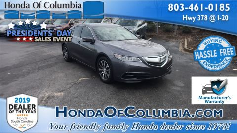 Pre-Owned 2017 Acura TLX 2.4L 4D Sedan
