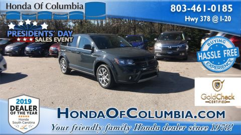 Pre-Owned 2017 Dodge Journey GT 4D Sport Utility