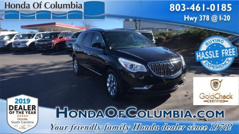 Pre-Owned 2017 Buick Enclave Premium Group 4D Sport Utility