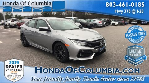 2020 Honda Civic Sport Touring